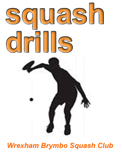 Drills for 2 players - click here